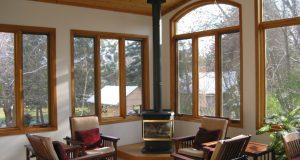 Разные породы древесины в деревянных окнах okna-fresh.ru