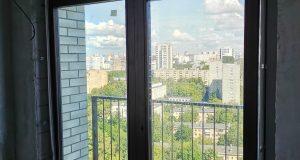 Деревянные окна из дуба с в жилом комплексе okna-fresh.ru