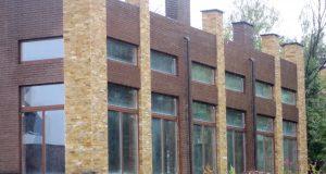 Деревянные окна кирпичный дом okna-fresh.ru